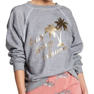 Wildfox Easy Breezy Whatever Sommers Sweatshirt